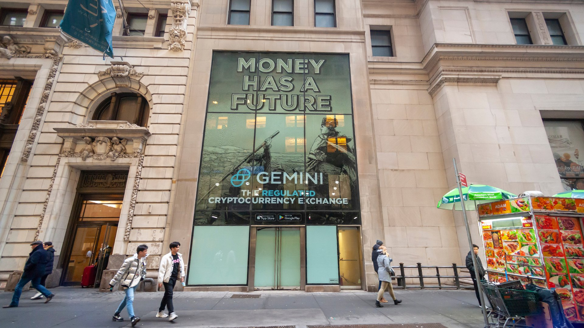 Gemini now offers crypto trading and storing services to ...
